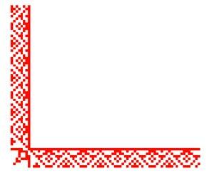 Вышивка шаблон презентации 72