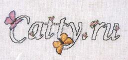 Catty.ru - О вышивке и не только